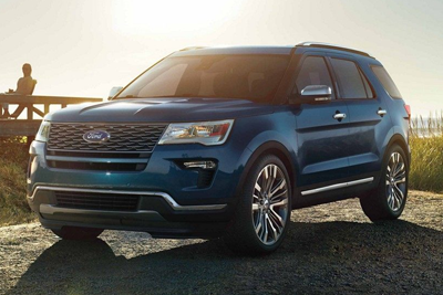 Special offer on 2019 Ford Explorer 2019 Ford Explorer XLT