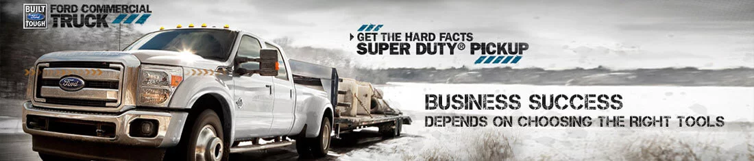 Commercial Super Duty inventory