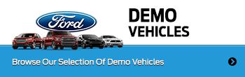 Demo ford vehicles for sale in Atlanta