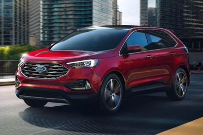 Special offer on 2019 Ford Edge 2019 Ford Edge SEL