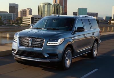 Special offer on 2019 Lincoln Navigator 2019 Lincoln Navigator