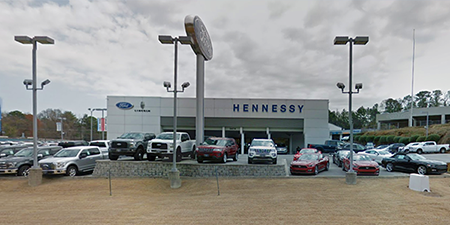 Call Hennessy Ford Lincoln Atlanta today at 470-602-2058