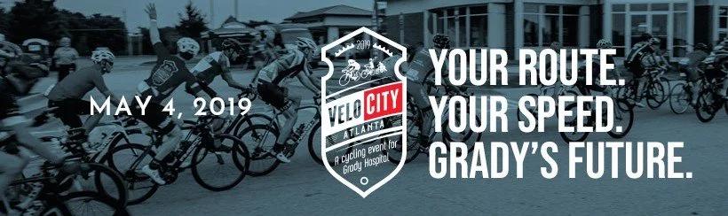 VeloCity Atlanta event