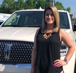 Inventory Controller Jayme Regan in Administration at Hennessy Ford Lincoln Atlanta