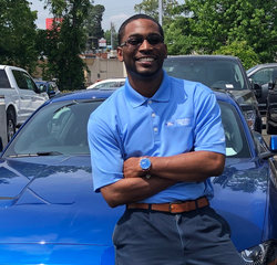 Sales & Leasing Professional Tim Armstrong in New Car Sales at Hennessy Ford Lincoln Atlanta