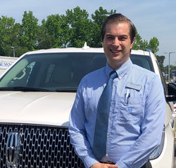 Sales & Leasing Professional Phillipp Hildner in New Car Sales at Hennessy Ford Lincoln Atlanta