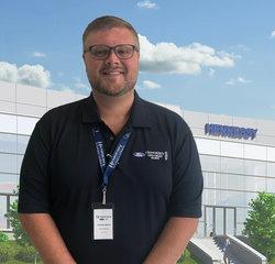 Fleet Advisor Andrew Agnew in Commercial Truck & Fleet at Hennessy Ford Lincoln Atlanta