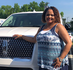 Receptionist Brooke Stokely in Administration at Hennessy Ford Lincoln Atlanta