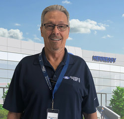 Parts Counter Doug Hanvey in Parts at Hennessy Ford Lincoln Atlanta