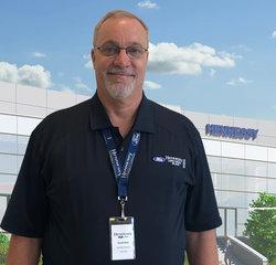 Service Advisor David Dyke in Service at Hennessy Ford Lincoln Atlanta