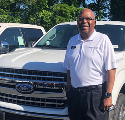 Sales & Leasing Professional Lee Tyler in New Car Sales at Hennessy Ford Lincoln Atlanta
