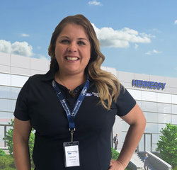 Outside Sales Tammy Gill in Parts at Hennessy Ford Lincoln Atlanta