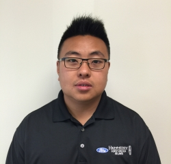 Sales & Leasing Professional Chi  Liu in New Car Sales at Hennessy Ford Lincoln Atlanta