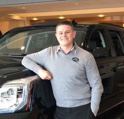 Marketing Director Andrew Regan in Management at Hennessy Ford Lincoln Atlanta
