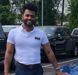 Sales & Leasing Professional Richie Smith in New Car Sales at Hennessy Ford Lincoln Atlanta