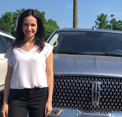 Inventory Controller/Dealer Trades Anzhelika Paskalev in Administration at Hennessy Ford Lincoln Atlanta