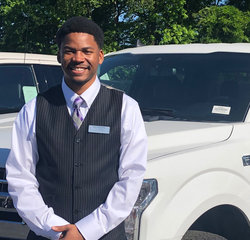 Sales & Leasing Professional Chris Mims in New Car Sales at Hennessy Ford Lincoln Atlanta