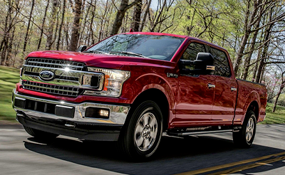 Special offer on 2018 Ford F-150 2018 Ford F-150 Crew Cab