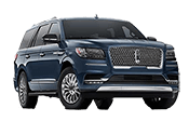 Get your blue Lincoln Navigator SUV today from Bozard Lincoln