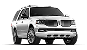 Get your white Lincoln Navigator SUV today from Bozard Lincoln