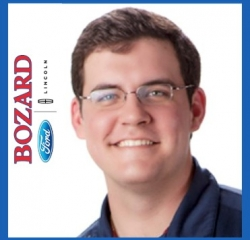 Secretary/Treasurer Bo Bozard in Administrative at Bozard Lincoln