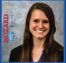 Communication Specialist Brittany Milligan in Communication Team at Bozard Lincoln