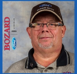 Facility Coordinator Dave Shutts in Administrative at Bozard Lincoln