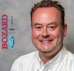 Director of Fleet & Commercial Sales Jeff Eason in Commercial at Bozard Lincoln