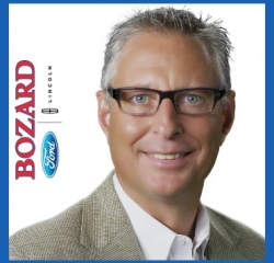 General Manager/VP Jeff King in Administrative at Bozard Lincoln