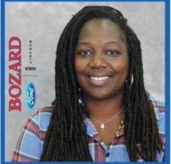 Office Assistant Latoya McGlocking in Administrative at Bozard Lincoln