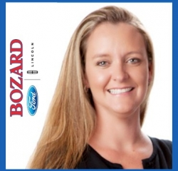 VP of Community Involvement Letti Bozard in Administrative at Bozard Lincoln