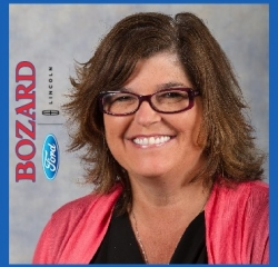 HR Director Michelle Combs in Administrative at Bozard Lincoln