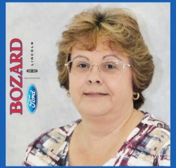Administrative Assistant Nancy Wetherington in Administrative at Bozard Lincoln
