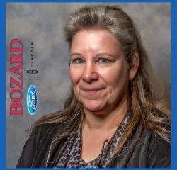 Office Manager Susan Metcalf in Administrative at Bozard Lincoln