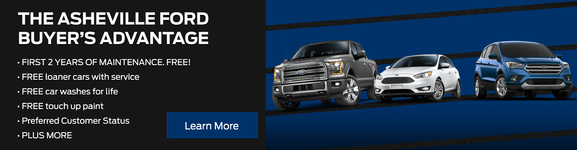 The Asheville Ford Buyer's Advantage