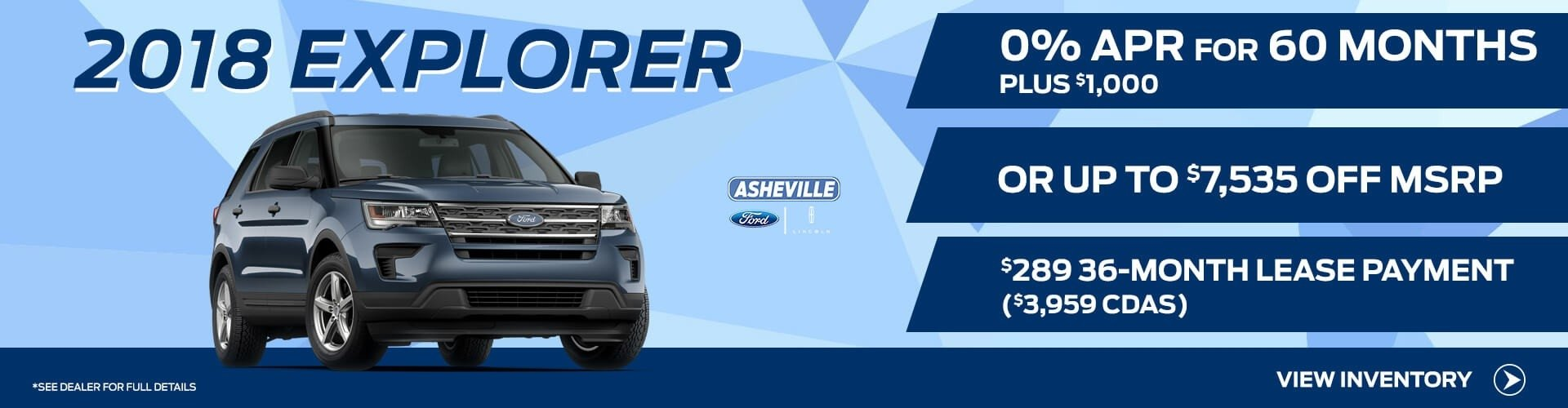 2018 Ford Explorer for Sale