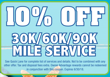 Coupon for Service Special! 10% OFF