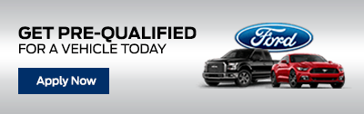 Get Pre-Qualified For A Vehicle Today