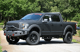rocky ridge truck stealth xl lift kit package