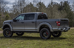 rocky ridge truck stealth package