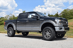 rocky ridge truck altitude lift kit package