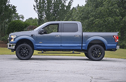 rocky ridge truck alpine lift kit package