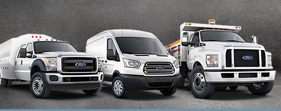 Fleet Vehicles | Asheville Ford