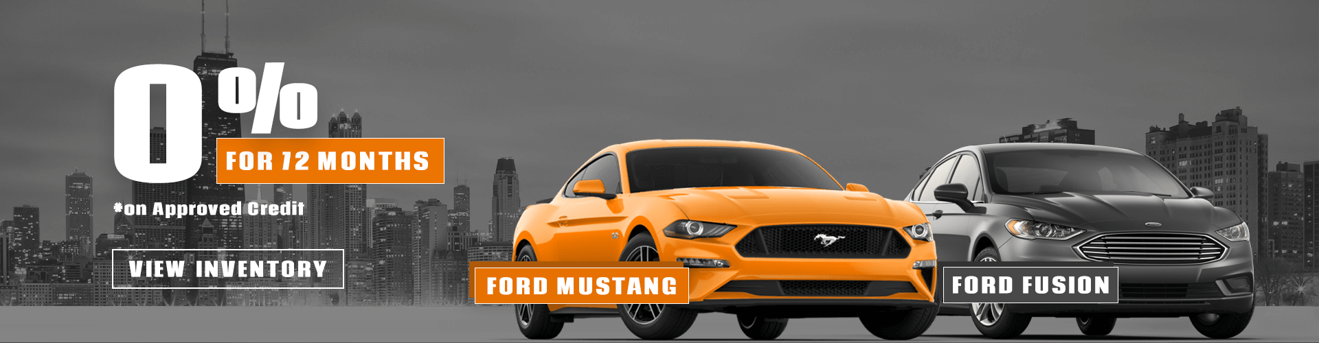 Special offer on 2018 Ford Fusion 2018 Ford Mustang and Ford Fusion