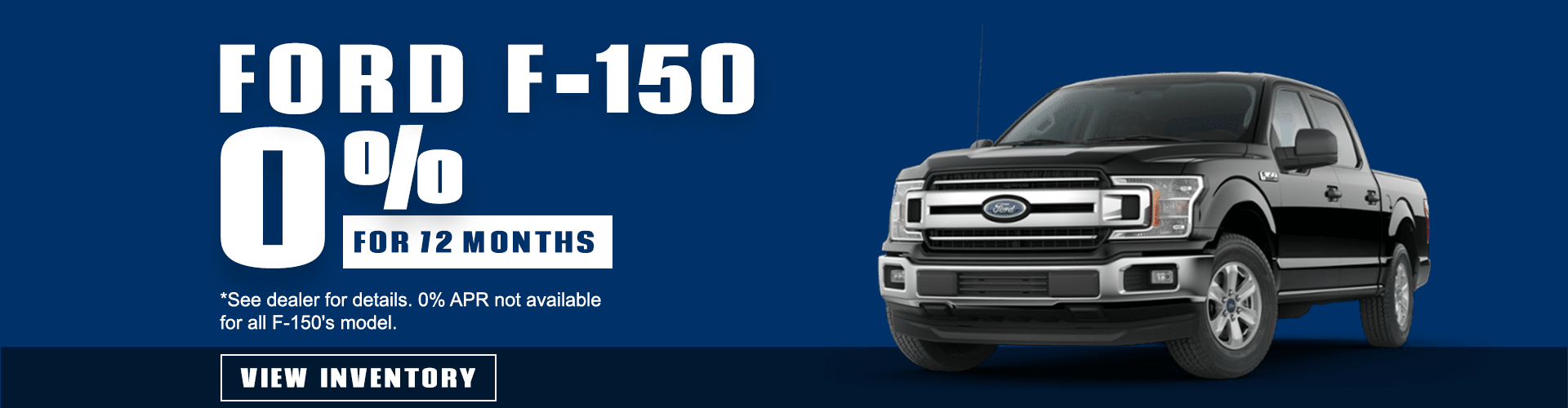 Special offer on 2018 Ford F-150 2018 Ford F-150