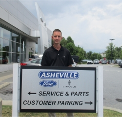 Sales  Brent Miller in Sales at Asheville Ford