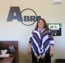 Customer Service Representative Christy Worsham in ABRA at Asheville Ford