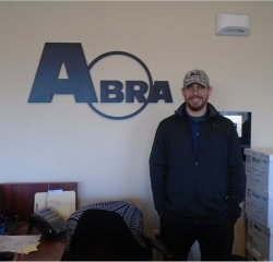 Customer Service Representative Erik Kocianski in ABRA at Asheville Ford
