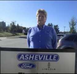 Commercial Account Manager  Jeff Williams in Managers at Asheville Ford