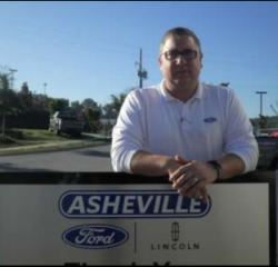 New Car Manager Joshua Pisano in Managers at Asheville Ford